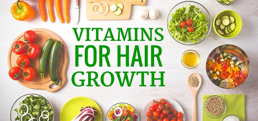 Vitamins For Hair Growth - Blog Title