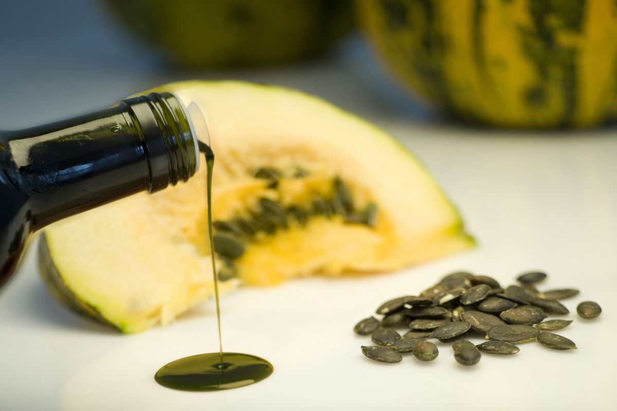 Pumpkin seed oil (PSO) for hair loss