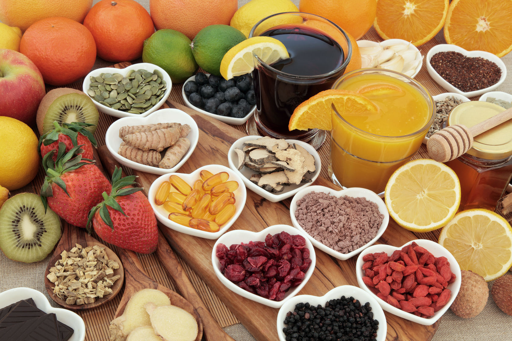 Vitamin c food to prevent hair loss